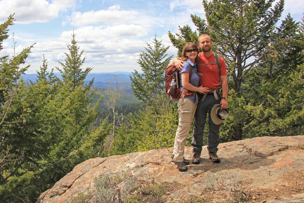 05-24-14 Sherman Pass - Columbia Mtn Hike (20)