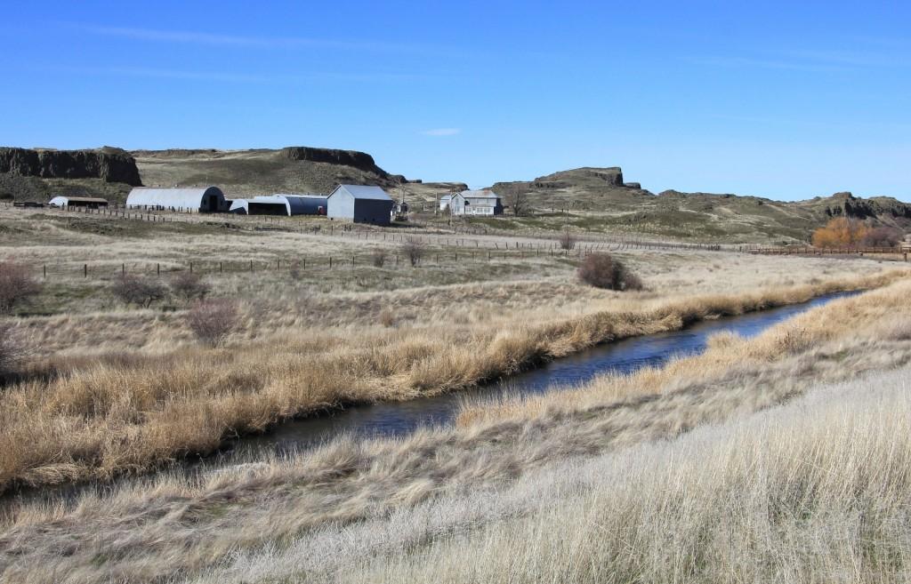 Escure Ranch on Rock Creek