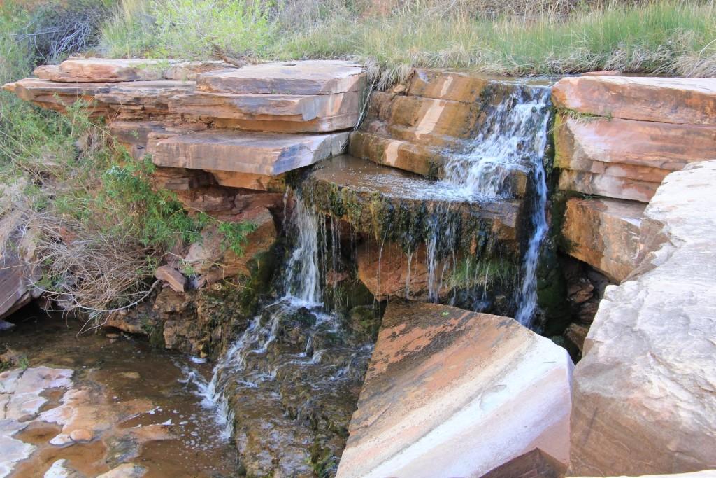 Salt Creek Upper Jump