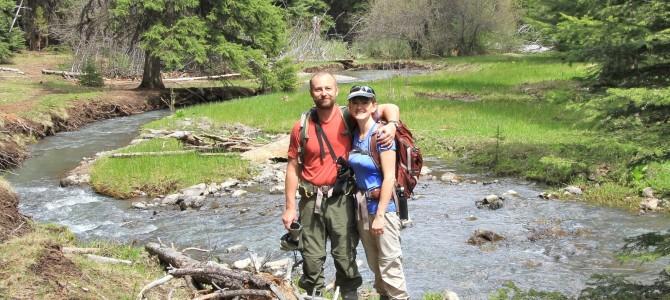 NE Oregon: Chico and Davis Creek trails, May 2014
