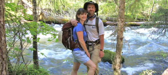 Oregon's Eagle Cap Wilderness: Bear Creek, June 2015