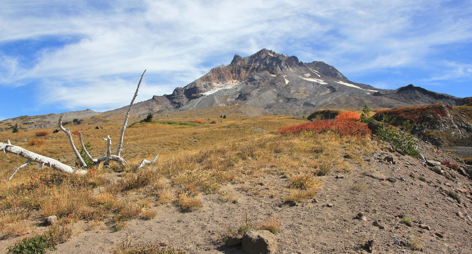 09-13-15 Mt. Hood Paradise Ridge hike (93)