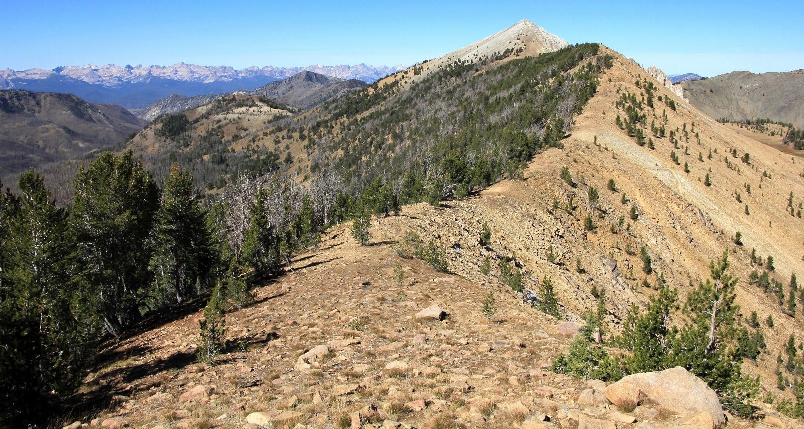 09-22-15 Born Lakes ridgeline hike (61)