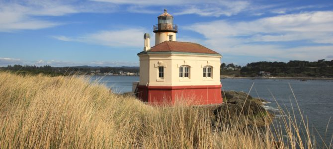 Oregon Coast: Shore Acres & Lighthouses, Sept 2016