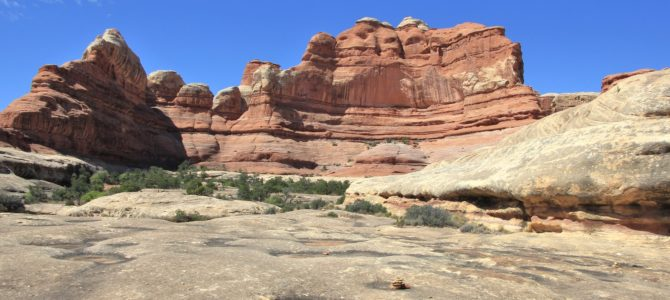 Canyonlands National Park's Squaw Canyon – Big Spring Canyon Loop, April 2017