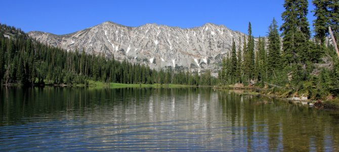 Our 100th post! Oregon's Eagle Cap Wilderness: Hidden Lake Backpack, July 2017