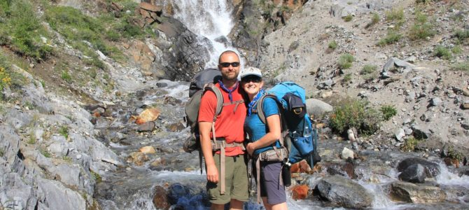 Oregon's Eagle Cap Wilderness: Hurricane Creek Backpack, July 2017