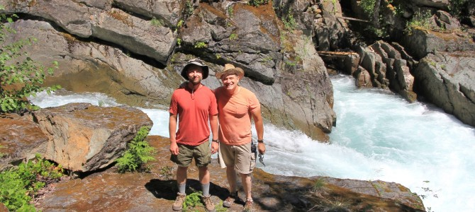 Mt. Rainier Part 1: Grove of the Patriarchs & Silver Falls, July 2014