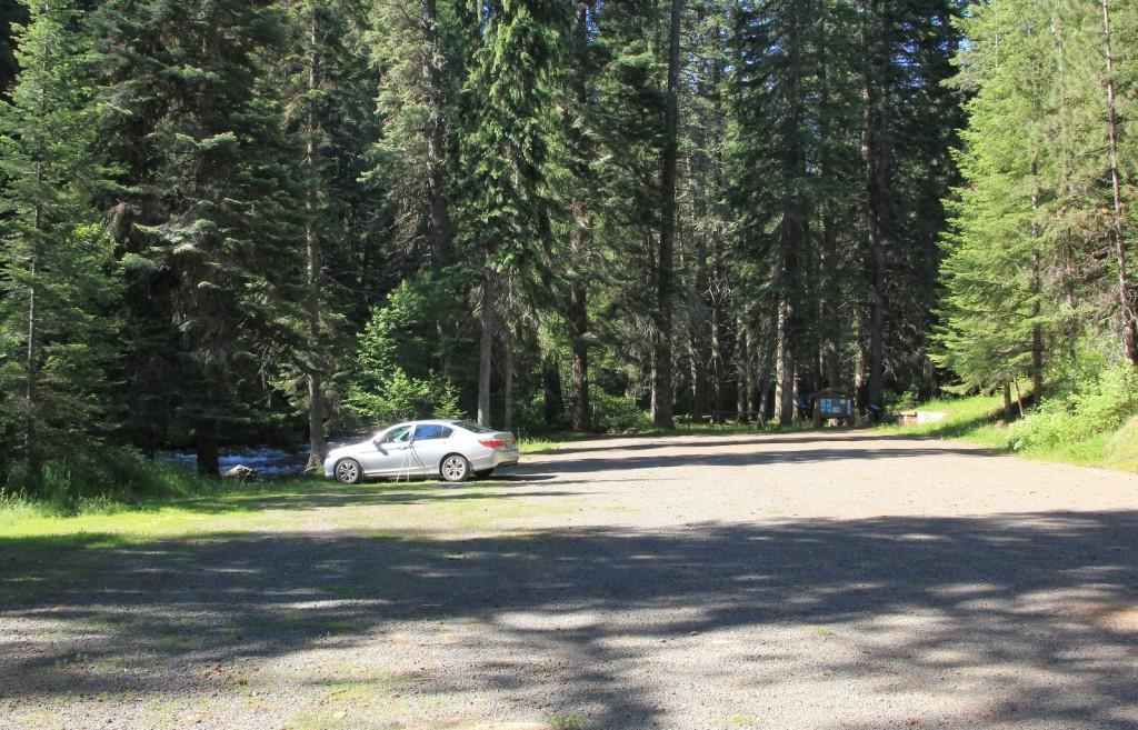 Bear Creek Trailhead