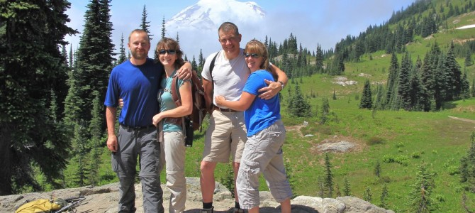 Mt. Rainier Part 4: Naches Peak Loop, July 2014