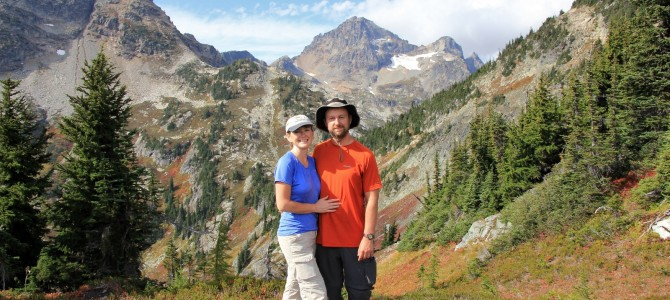 North Cascades: Maple-Heather Pass Loop, Sept 2014