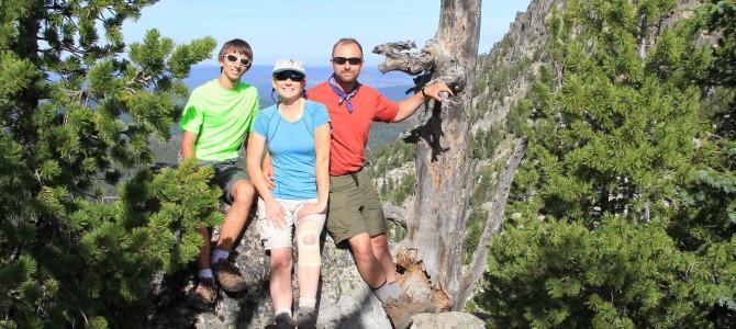 NE Oregon: Elkhorn Crest Backpack, July 2015