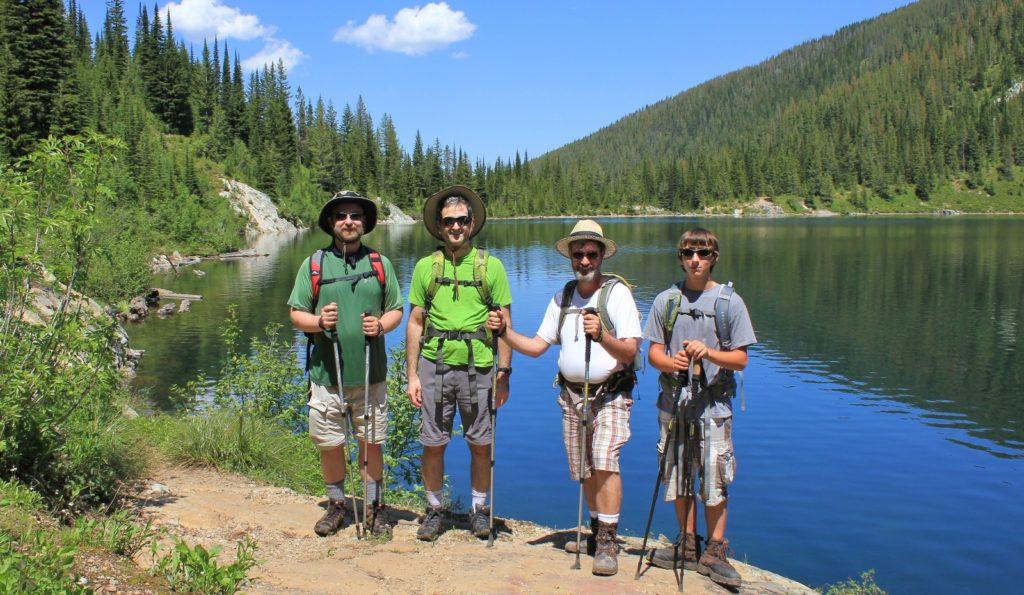 07-07-12 Stevens Lakes hike (14)
