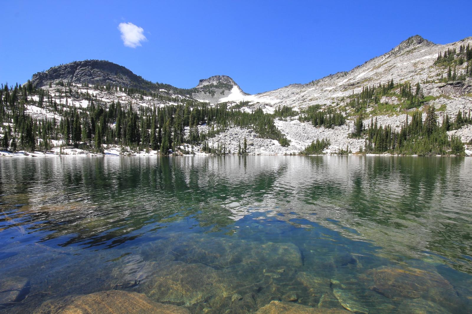 07-07-13 Beehike Lake Hike (32)