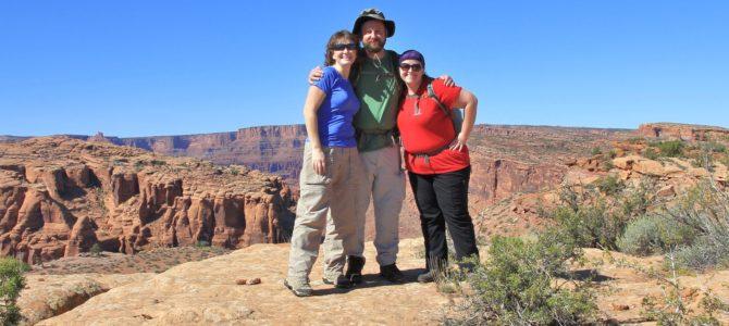 Moab Utah's Amasa Back, Oct 2013