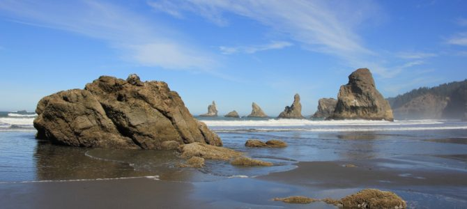 Oregon Coast: Boardman State Scenic Corridor (North), Sept 2016