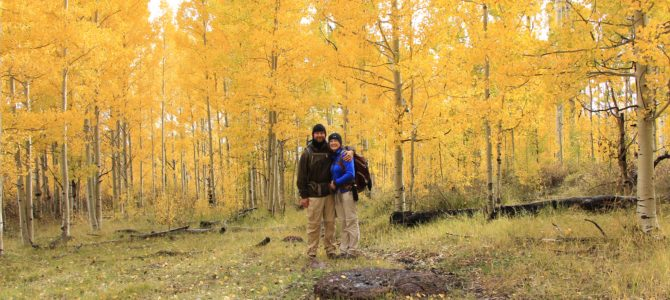 Great Western Trail: Utah's Deer Creek Lake, Sept 2016
