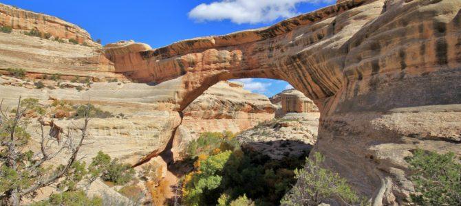 Utah's Natural Bridges National Monument (part 1), April 2017