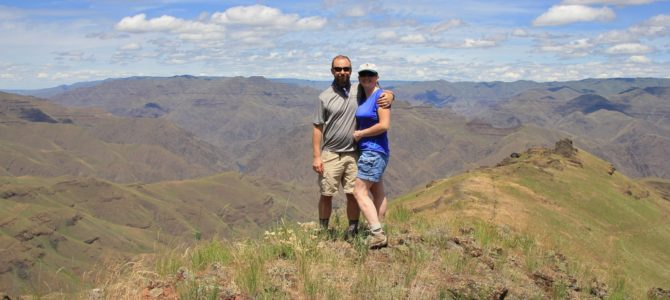Oregon's Buckhorn Lookout & Hells Canyon Breaks, June 2017