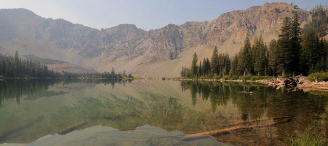 Idaho's Smoky Mountains: Miner-Prairie Lakes Loop, Sept 2017