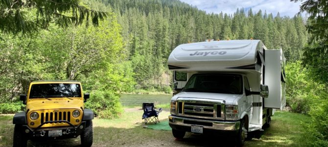Adventure Log: North Fork of the Clearwater River