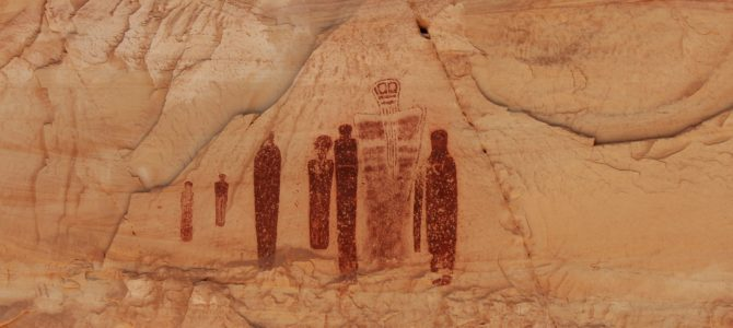 Flashback: Utah's Canyonlands National Park, Horseshoe Canyon