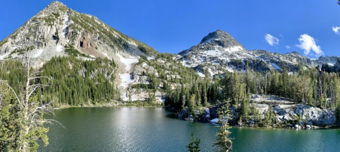 Oregon's Eagle Cap Wilderness: Ice Lake