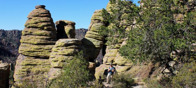 Flashback: Arizona's Chiricahua National Monument