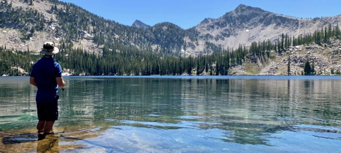 Adventure Log: Old Lady Lakes Backpack & The Goodbyes Begin