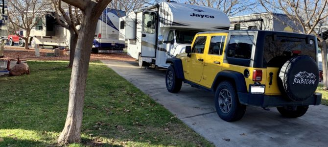 RV Life: Great Modification for Long Term Stays