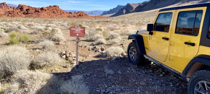 Adventure Log: Nevada's Valley of Fire State Park