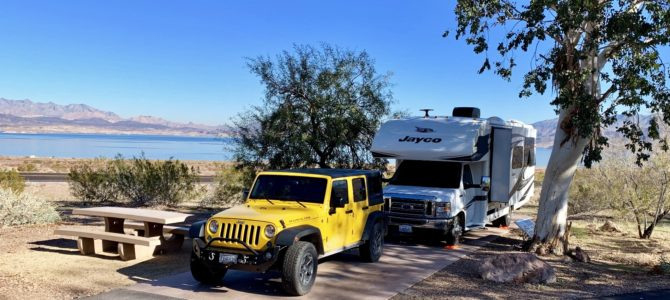 Lake Mead RV Opportunities