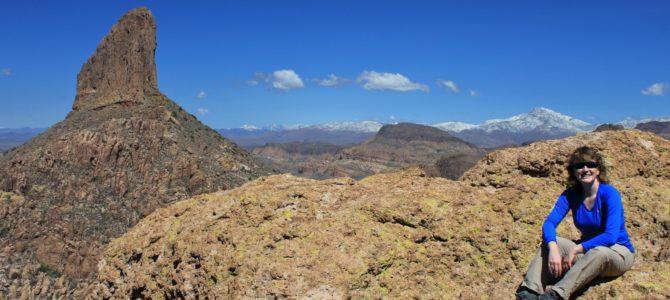Flashback: Peralta Trail, Superstition Wilderness, Arizona