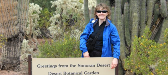 Flashback: Desert Botanical Garden, Phoenix